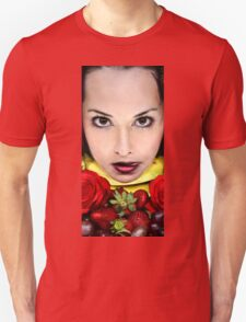 fruity face Unisex T-Shirt
