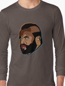 B.A. - natural Long Sleeve T-Shirt