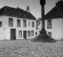 Mercat cross by weecoughimages