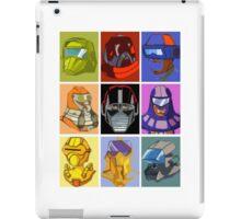 Mobile Armored Strike Kommand iPad Case/Skin