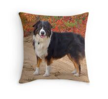Odin Boy! Throw Pillow