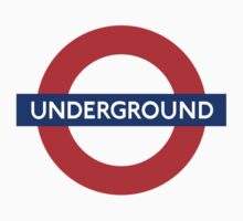 London Uderground Kids Clothes