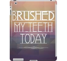 bruah iPad Case/Skin
