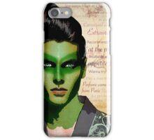 Killer Queen - Sherlock Fan Art iPhone Case/Skin