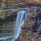 McCormick's Creek Falls #2 by Jeff VanDyke