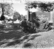 Snuffer Cemetery in October by © Bob Hall