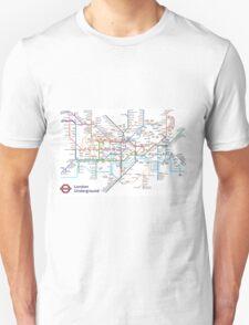 London Underground MAP T-Shirt