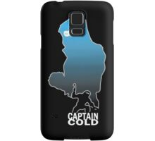 Captain Cold Samsung Galaxy Case/Skin