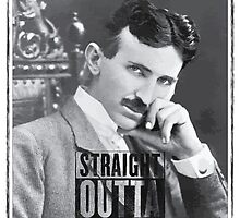 Straight Outta Wardenclyffe (Tesla) by DWS-Store