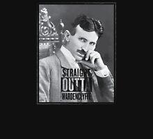 Straight Outta Wardenclyffe (Tesla) T-Shirt