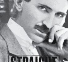 Straight Outta Wardenclyffe (Tesla) Sticker
