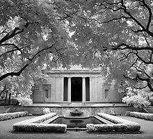 Rodin Museum - Philadelphia by David Clayton