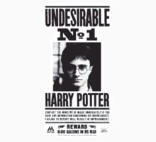 undesirable No. 1 harry potter by tabaslimo