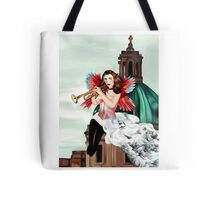 Angel of judgement  Tote Bag