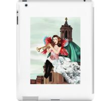 Angel of judgement  iPad Case/Skin