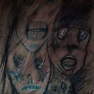 Abstract Sorrow's Grief by C Rodriguez