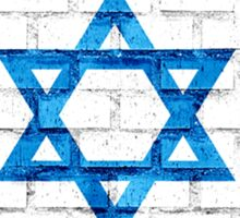 I Stand With Israel Sticker