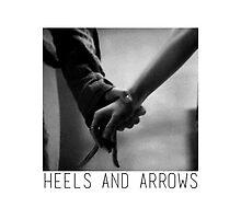 heels & arrows by nevaehs