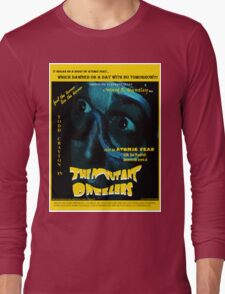 The Mutant Dwellers Movie Poster Tee Long Sleeve T-Shirt