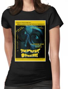 The Mutant Dwellers Movie Poster Tee Womens Fitted T-Shirt