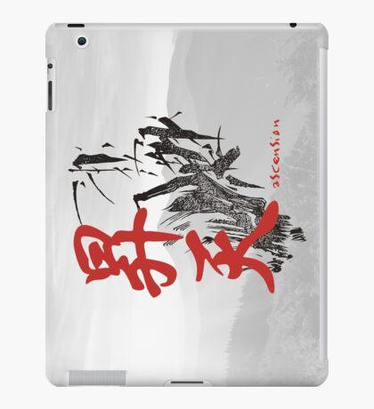 Ascension. Kanji. iPad Case/Skin