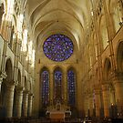 Laon - High Altar by Peter Reid
