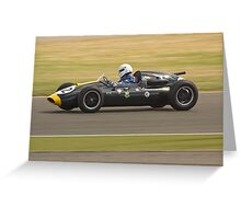1958 Cooper T45 Greeting Card