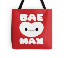 Baemax (EN) Tote Bag