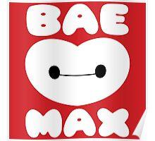 Baemax (EN) Poster
