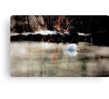 The spirit of Tchaikovsky  Canvas Print