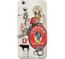 CHEERIO 13 iPhone Case/Skin