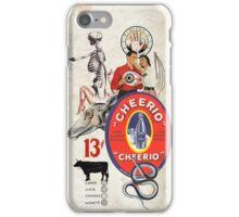 CHEERIO 13 iPhone Case/Skin