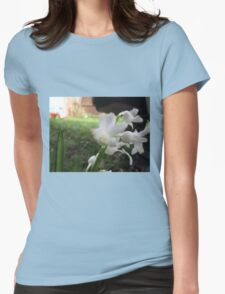 Field of Focus 1 Womens Fitted T-Shirt