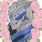 Space Boyfriend Garrus by urukate