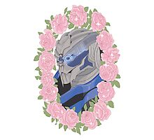 Space Boyfriend Garrus Photographic Print