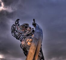 Poseidon,God of the Sea and Storms by brianfuller75