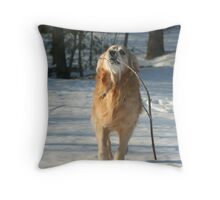 Just For You Ma! Throw Pillow