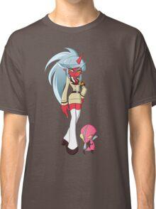 Kneesocks and Fastener Classic T-Shirt