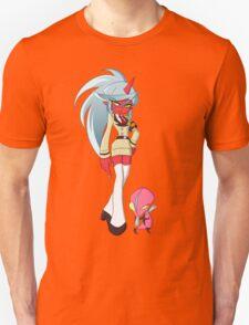 Kneesocks and Fastener Unisex T-Shirt