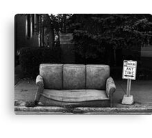Benefit Street Canvas Print