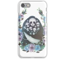 Floral Gravelord Nito iPhone Case/Skin