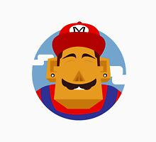 Mario Bross Men's Baseball ¾ T-Shirt
