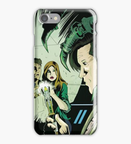 Um...Doctor? iPhone Case/Skin
