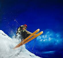 Extreme sports and the great outdoors. by jan farthing
