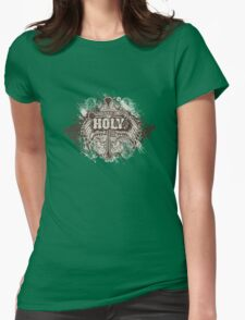 Holy Womens Fitted T-Shirt