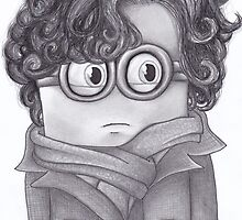 Sherlock Minion by Sophie Leigh Artworks