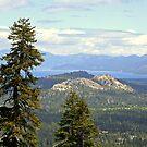 """""""Descending On Tahoe"""" by Lynn Bawden"""