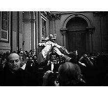 Il Papa, Pope Paul VI Photographic Print
