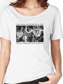 """Neck Deep x Indiana Jones - """"Kali Ma"""" Women's Relaxed Fit T-Shirt"""