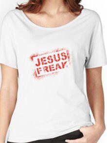 Jesus freak Women's Relaxed Fit T-Shirt